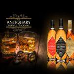 Presentación-Whisky-The-Antiquary